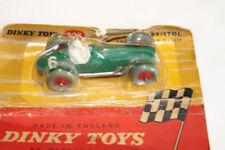 Modellini statici di auto , furgoni e camion verdi marca Dinky pressofuso