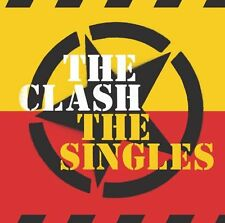 THE CLASH - THE SINGLES - NEW BOX SET