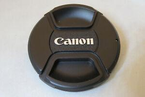 Genuine Original Canon LC-72 72mm Front Snap Lens Cap - Great Condition