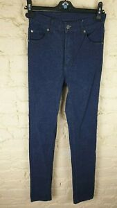 CHEAP MONDAY 'Second Skin Very Stretch' Ladies Skinny Jeans Size: W 27 L 32 VGC