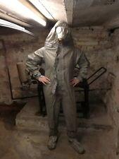 ABC Schutzanzug NVA, Vollschutz, einteiliger Overall Chemikalienschutzanzug DDR