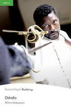 """""""Othello"""": Level 3 (Penguin Readers (Graded Readers)), Very Good Condition Book,"""