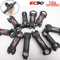 EC90 31.8X28.6mm 6/17° 60-120mm MTB Bike Bicycle Bar Handlebar Stem Top Cap