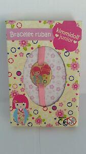 Kimmidoll junior bracelet Ruban