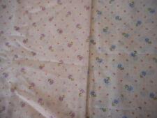 Lot of 2 floral Fabrics