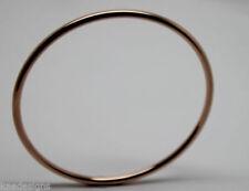 Less than 18cm 10k Rose Gold Fine Bracelets