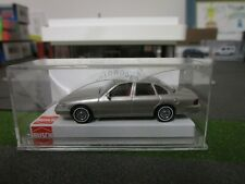 Ho 1/87 Busch Ford Crown Victoria #49000 Silver Metallic w/custom Red & Black