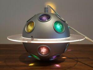 Vintage IKEA BLIMP Stars Planets Moon Pendant Lamp Light