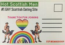 Prank Mail Postcards - Funny Joke Revenge Gag Gift Pranks Post Cards