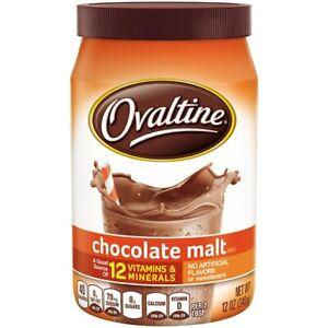 Ovaltine Rich Chocolate Malt Mix