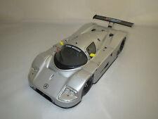 "Exoto  Sauber  Mercedes  C9  ""Prototype""  (silber)  1:18  OVP !"
