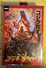 NECA Godzilla vs. Destroyah Burning Godzilla Action Figure Monsterarts Mothra
