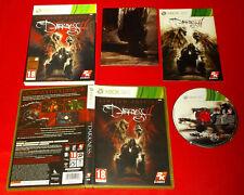 DARKNESS II 2 Limited Edition XBOX 360 Versione Italiana 1ª Ed ○ COMPLETO - FG