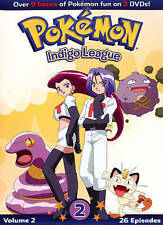 Pokemon Season 1: Indigo League Part 2