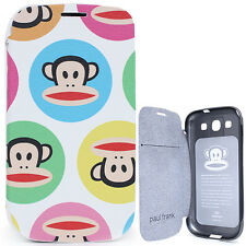 Paul Frank Samsung Galaxy S3 Flip Cover Phone Case -Color Bubble Polka Dots