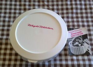 Weight Watchers Vintage Microwavable Vegetable Steamer Pasta Cooker 112 oz