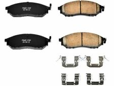 For 2012-2013 Infiniti M35h Disc Brake Pad and Hardware Kit Power Stop 71511DX