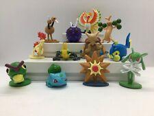 Pokemon Pikachu Large Action Figurine Figures Set of 12 Brand New #20