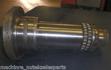 Techno Wasiono Sm 10 Cnc Lathe Turning Center Sm10 Spindle Assembly Right Side