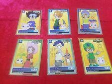 Digimon Fox Kids Cards