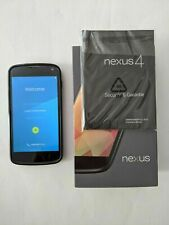 Google LG Nexus 4 Global Unlocked GSM (AT&T, T-mobile) 16GB  Android 8.1 upgrade