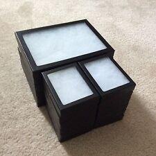 12 3 14 X 4 14 X 34 Plus 6 6 X 8 X 34 Display Cases Riker Type