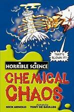 Chemical Chaos (Horrible Science) by Nick Arnold (Paperback) New Book