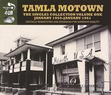 R&B & Soul Motown Real Gone Music CDs