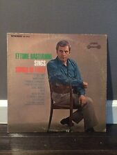 Ettore Bastianini – Sings Songs Of Italy LP, London Records – SW 99412