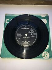 """The Pink Floyd, See Emily Play/ Scarecrow 7"""" vinyl, Number Right Aligned."""