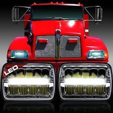 LED Headlights for IHC International Harvester Semi Trucks Trailer (2 Pack)