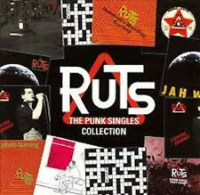 Ruts Punk Singles Collection CD NEW SEALED Babylon's Burning/In A Rut/Jah War+