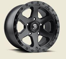 One Fuel Ripper D589 20x9 6x5.5 ET20 Matte Black Wheel