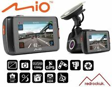 "Mio MiVue 618 Extreme 1296P HD  2.7"" GPS Car Dash Cam Camera, Accident Recorder"