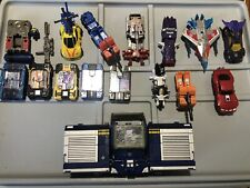 Transformers Scout Class Lot! Plus Soundwave!!!
