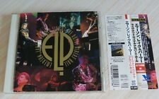 RARE CD ELP EMERSON LAKE & PALMER LIVE AT THE ROYAL ALBERT HALL 11 TITRES  JAPAN