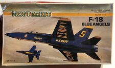Masterkit F-18 Blue Angles 1/72 FS NEW Model Kit 'Sullys Hobbies'