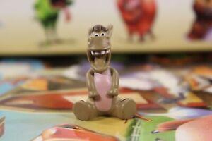 2007 Mattel Snorta! Game Replacement Donkey Animal Figure