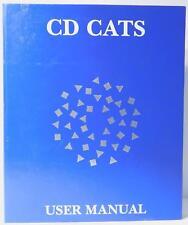 (1) Audio Development CD CATS User's Manual SA3 Basic SA3 Advanced
