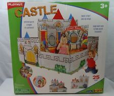 NEW Children's Playhut Pop-Up Castle Ball Pit - Knight/Princess with 25 Balls
