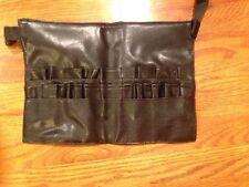 Professional Cosmetic Bag with Pockets/ Makeup Brush Bag/ Apron Belt Strap