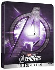 The Avengers. Complete collection (lim.ed.) (2020) 5 Blu Ray metal box PRE-ORDER