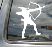 Archer - Archery Elf Fantasy - Car Auto Window Vinyl Decal Sticker 06019
