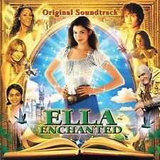 Ella Enchanted [Original Soundtrack] by Original Soundtrack (CD, Apr-2004, Holl…