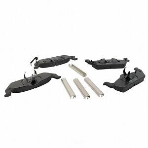 Disc Brake Pad Set-Pads - Standard Premium - Integrally Molded Rear MOTORCRAFT