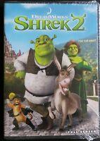 Shrek 2 (DVD 2004 Full Screen Edition) Mike Myers  Eddie Murphy  Cameron Diaz