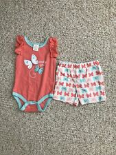 BABY GIRL 2 Pc Outfit Size 6-9 Mos