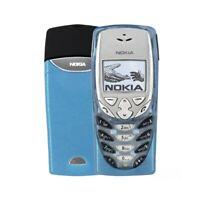 TELEFONO CELLULARE NOKIA 8310 BLUE AZZURRO GSM PICCOLO LEGGERO TOP QUALITY-