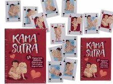 Kamasutra Spielkarten Comic Karten Pokerkarten Erotikspiel Sex Sexy Stellungen