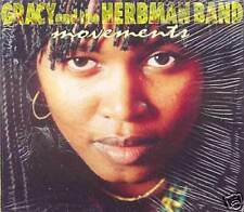 Gracy And The Herbman Band Movements CD